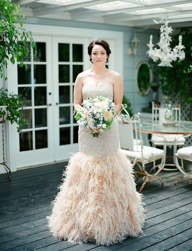27 Stunning Barn Wedding Dresses - Weddingomania