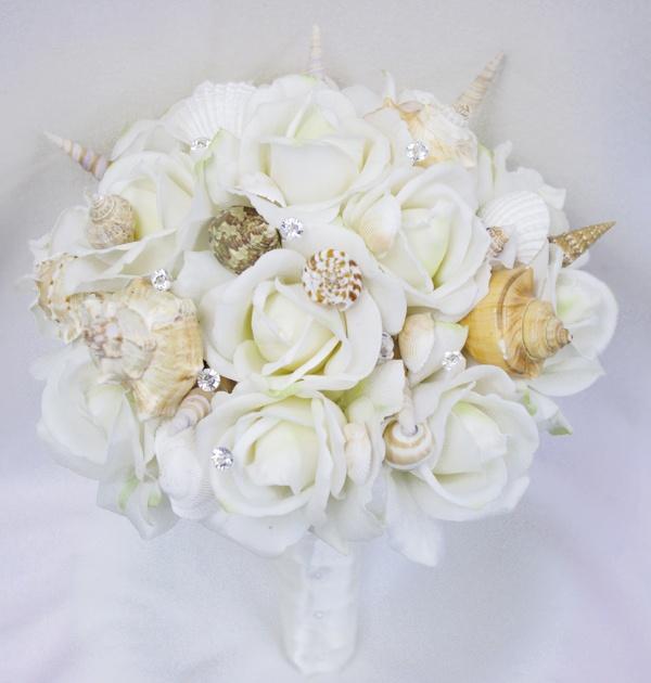 Flowers For Beach Wedding Stunning Beach Wedding Bouquets Weddingomania