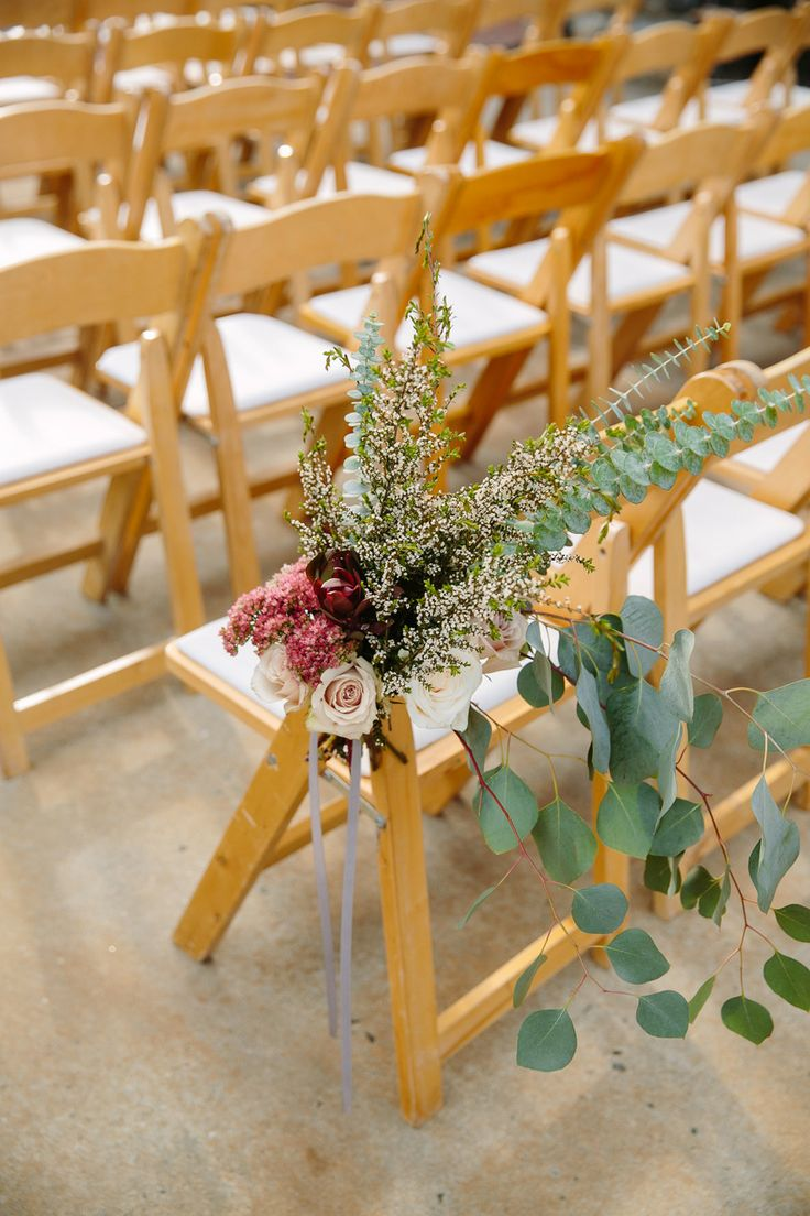 Stunning Fall Wedding Aisle Decor Ideas