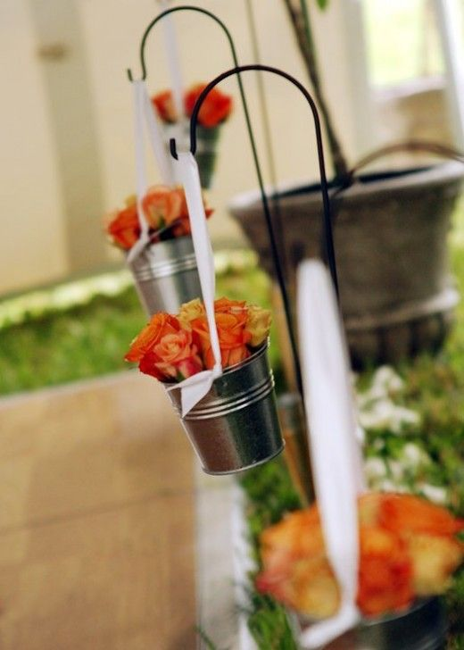 Picture Of Stunning Fall Wedding Aisle Decor Ideas