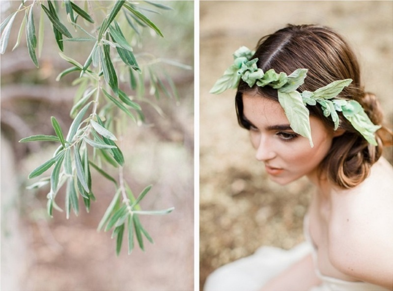 Stunning Handmade Floral Headpieces By Mignonne