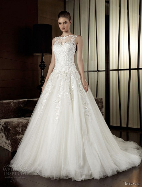 Stunning Intuzuri Bridal Dresses Collection