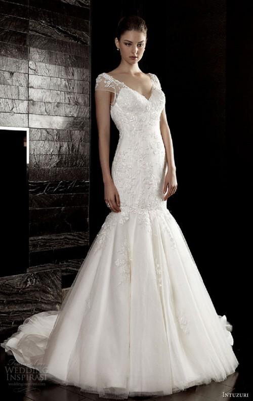 Stunning Intuzuri Bridal Dresses Collection
