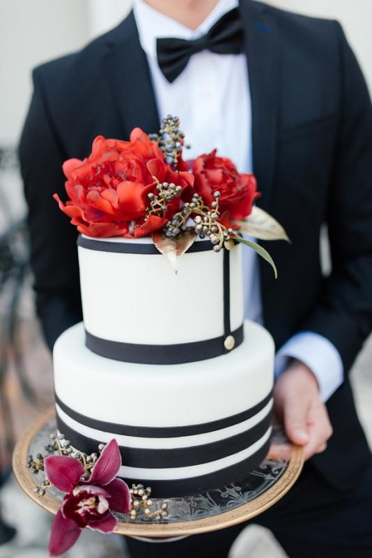 Picture Of stunning james bond spectre wedding inspiration  11