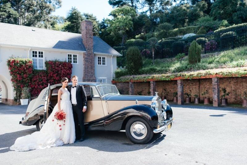 Picture Of stunning james bond spectre wedding inspiration  13