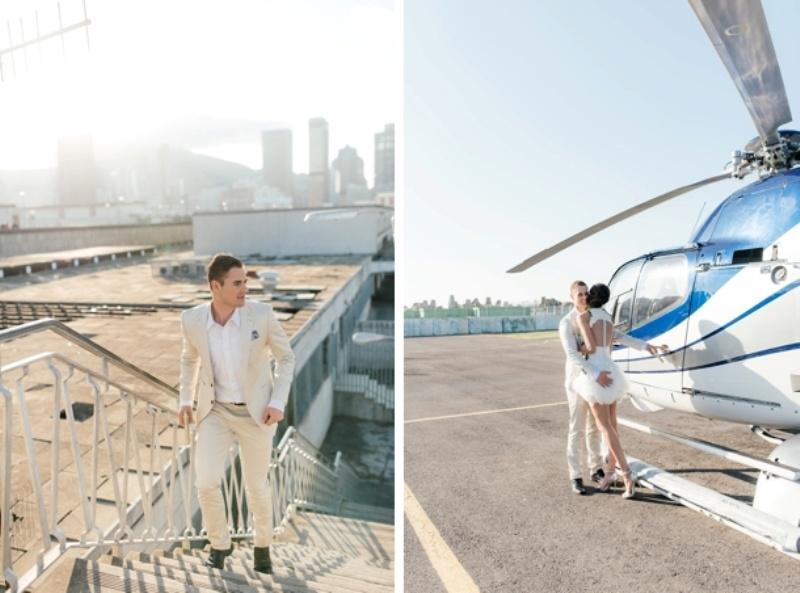 Picture Of stunning james bond spectre wedding inspiration  22