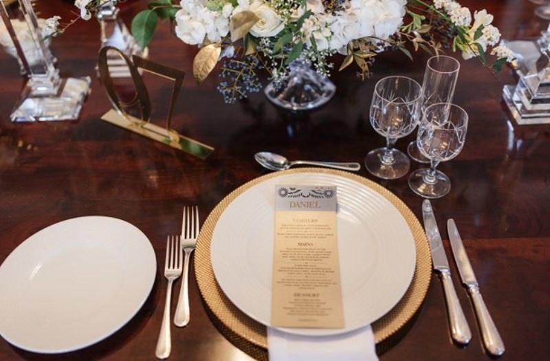 Picture Of stunning james bond spectre wedding inspiration  6