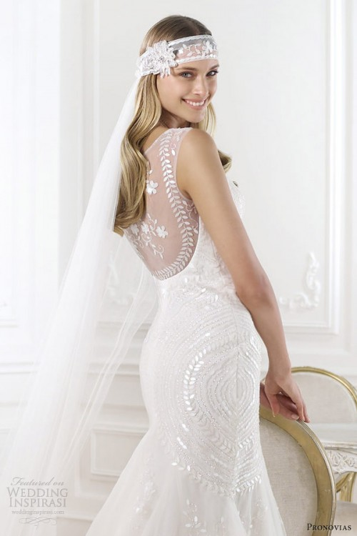 Stunning Pronovias 2014 Wedding Gowns Pre-Collection