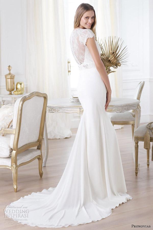 stunning pronovias 2014 wedding dresses pre collection weddingomania