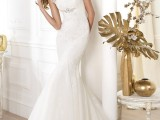 Stunning Pronovias 2014 Wedding Dresses Pre Collection