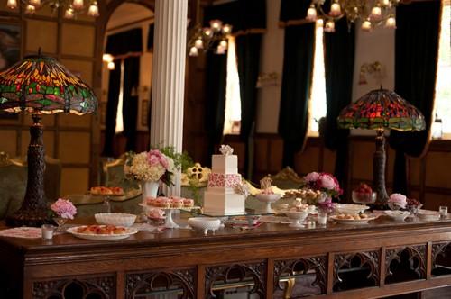 Stunning Romantic Vintage Wedding Inspiration