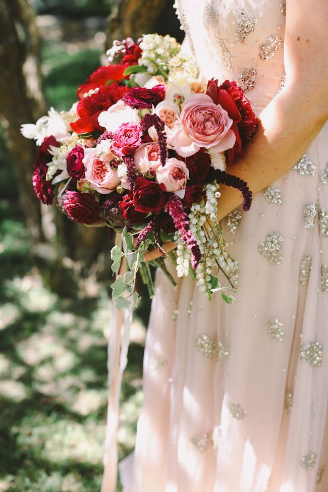 Picture Of Stunning Valentines Day Wedding Bouquets 16