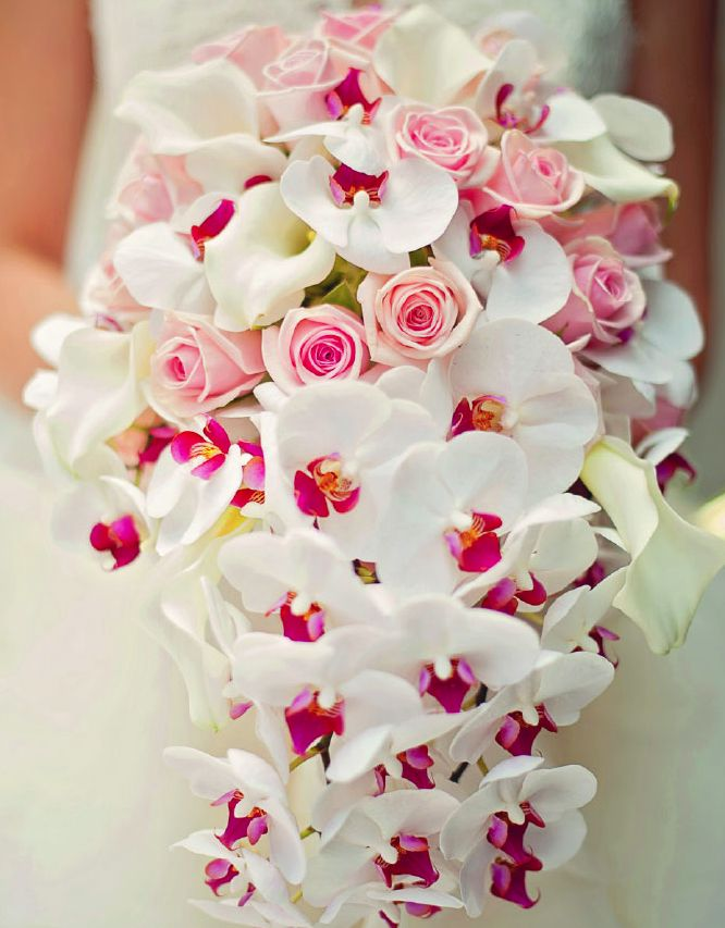 30 Stunning Valentine\'s Day Wedding Bouquets - Weddingomania