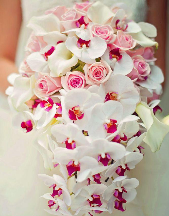 stunning valentine's day wedding bouquets  weddingomania, Beautiful flower