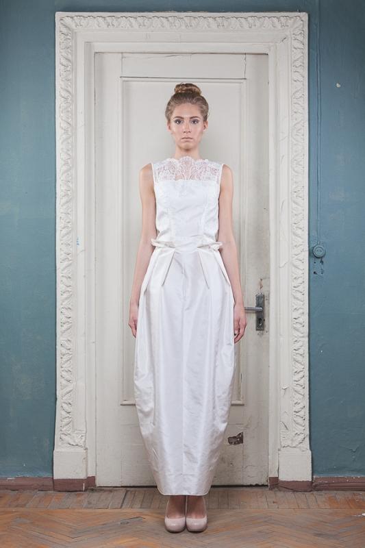 Stunning Vintage Yet Contemporary Wedding Dresses By Katya Katya Shehurina