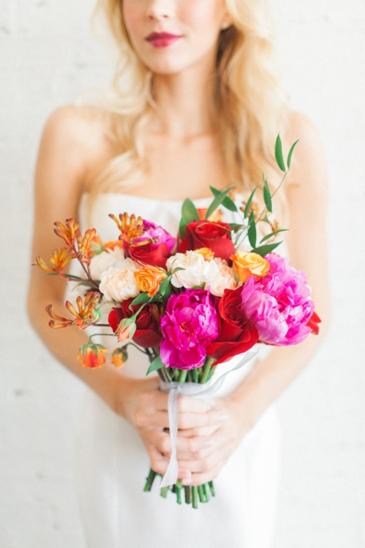 Picture Of stylish industrial maroon wedding inspiration with metallic accents  4