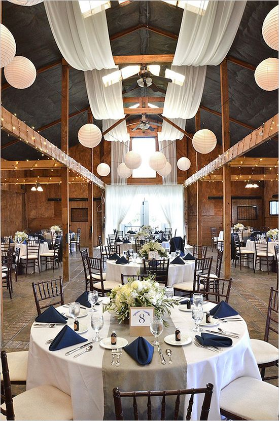 Picture Of stylish navy and white wedding ideas that youll love  21