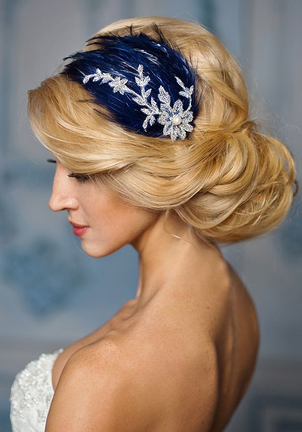 Picture Of stylish navy and white wedding ideas that youll love  38
