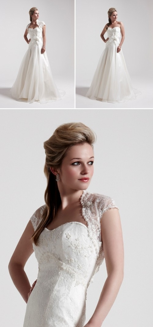 Stylish So Sassi Wedding Gowns By Sassi Holford