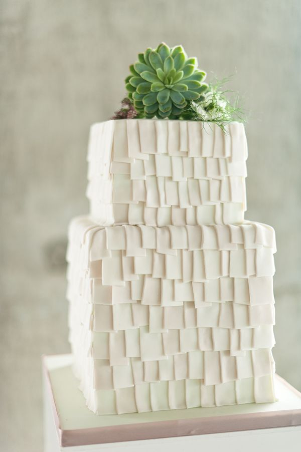 Picture Of succulent wedding cakes  25