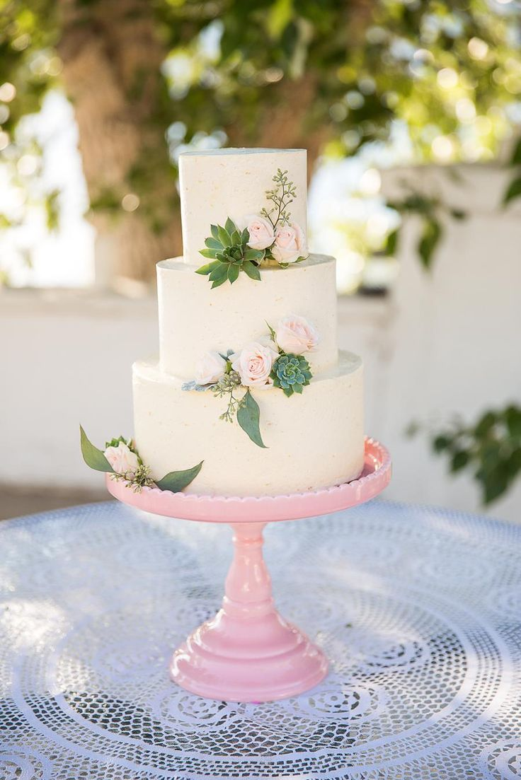 Picture Of succulent wedding cakes  31