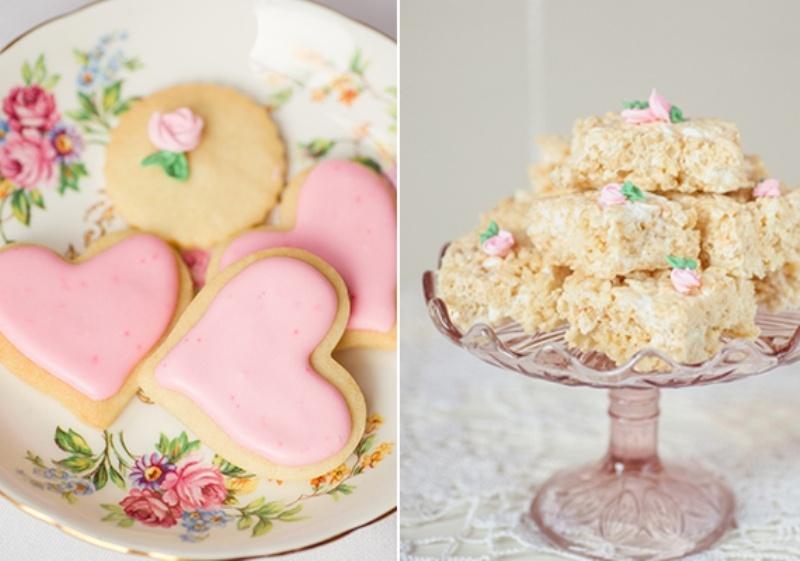 Sugary Sweet Retro Bridal Shower Inspiration