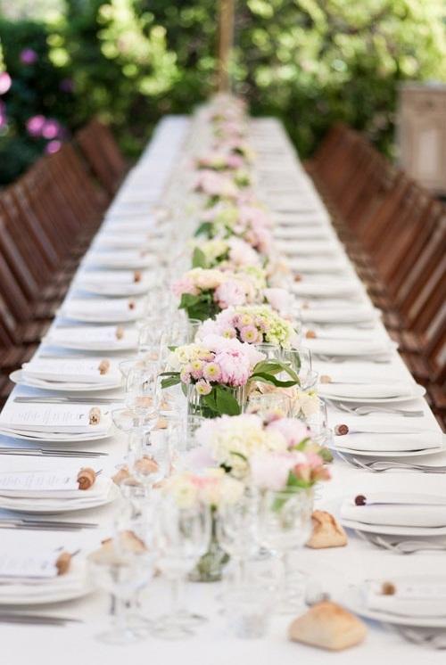 67 Summer Wedding Table D 233 Cor Ideas Weddingomania