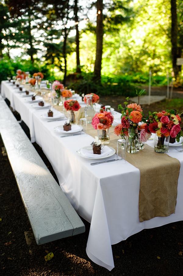 summer wedding table decor ideas weddingomania