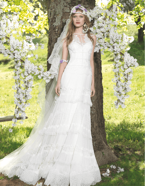 Picture Of sumptuous yolan cris 2015 wedding dresses collection  1