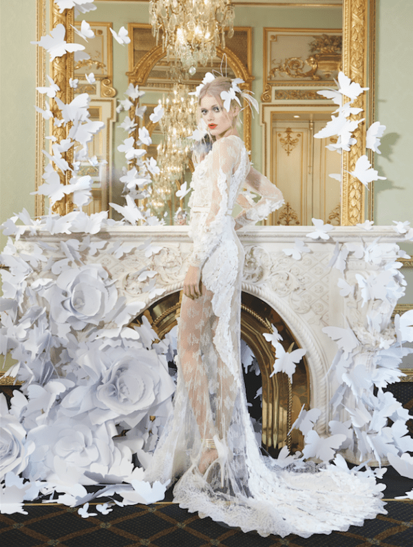 Picture Of sumptuous yolan cris 2015 wedding dresses collection  10