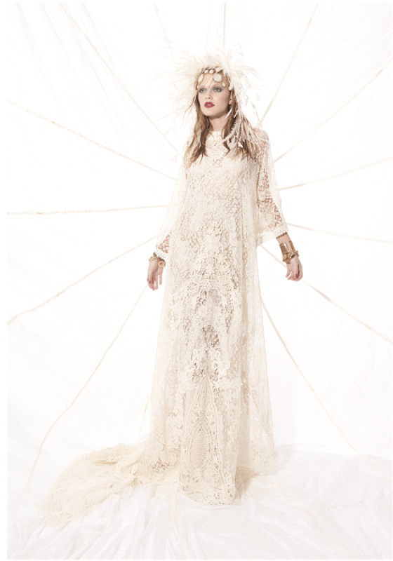 Picture Of sumptuous yolan cris 2015 wedding dresses collection  13