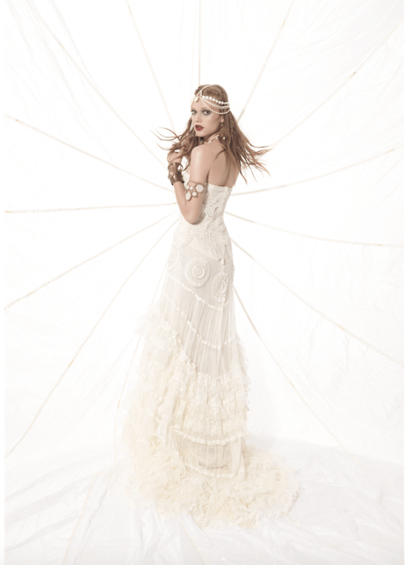 Picture Of sumptuous yolan cris 2015 wedding dresses collection  18