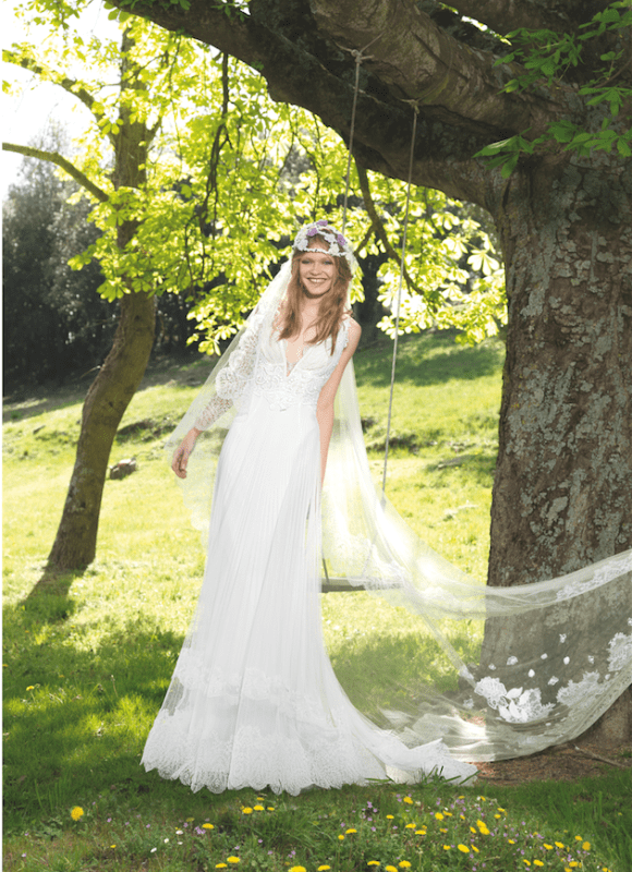 Picture Of sumptuous yolan cris 2015 wedding dresses collection  2