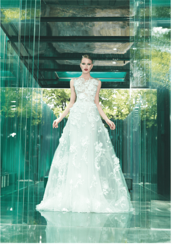 Picture Of sumptuous yolan cris 2015 wedding dresses collection  20