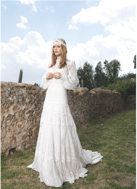 Picture Of sumptuous yolan cris 2015 wedding dresses collection  4