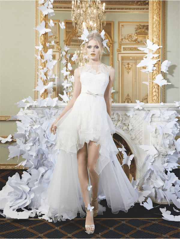 Picture Of sumptuous yolan cris 2015 wedding dresses collection  9