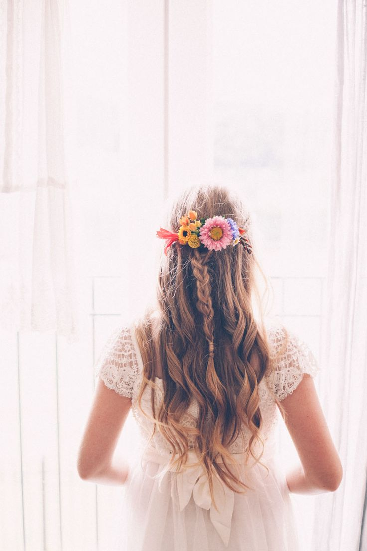 Picture Of super colorful boho mexican wedding  7