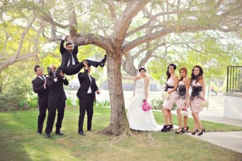 Sweet Blush Pink Vintage Wedding