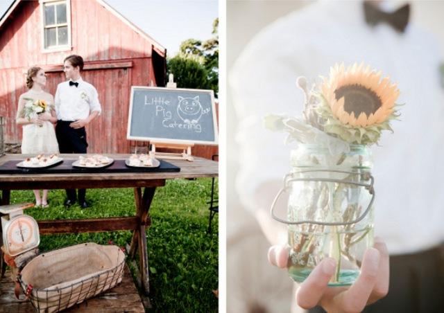 Sweet Tea Farm Shoot Elegance Meets Rustic Charm