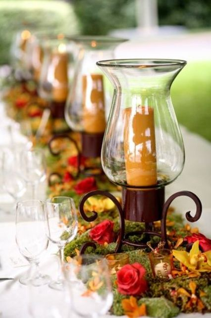 Thanksgiving Wedding Ideas