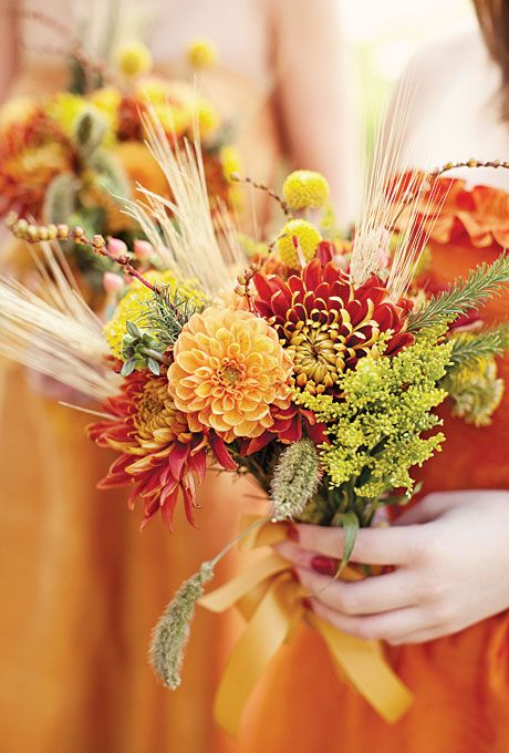 Rustic Cuteness 40 Thanksgiving Wedding Ideas Weddingomania