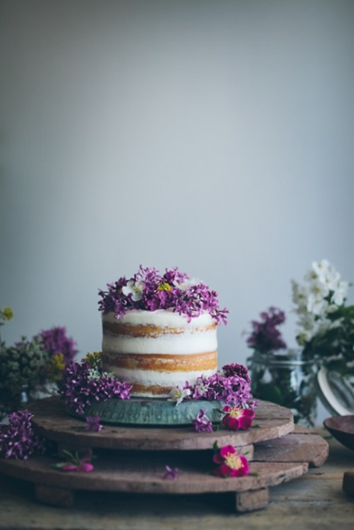 The Beauty Of The Naked Cake 35 Inspirational Ideas