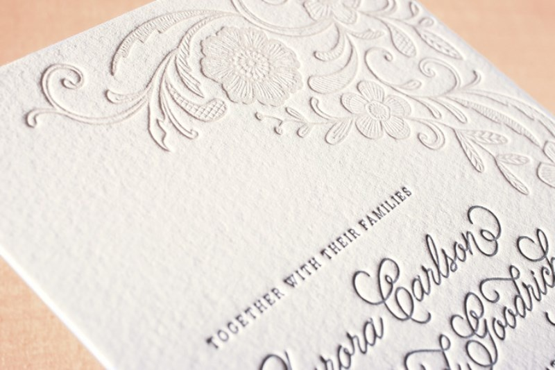 Picture Of the hottest 2015 wedding trend 16 romantic embroidered wedding invitations  11