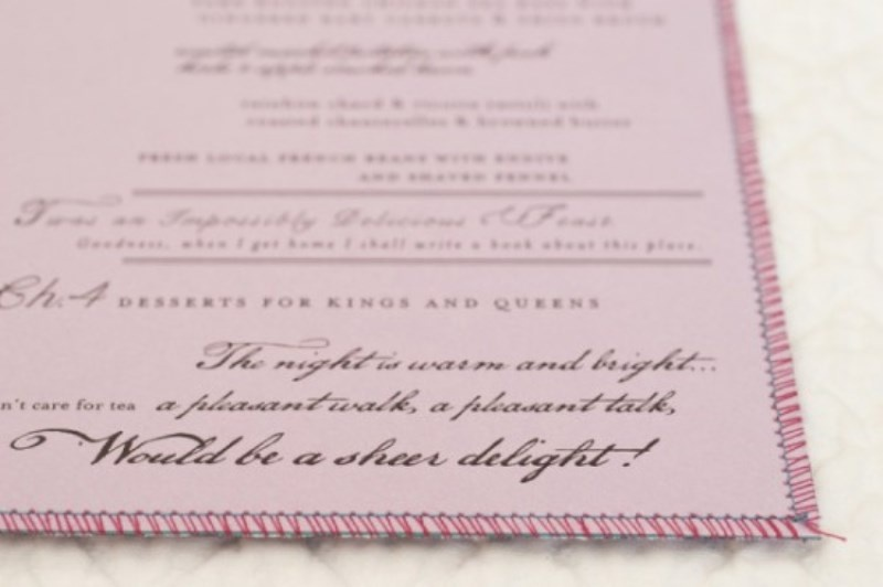 Picture Of the hottest 2015 wedding trend 16 romantic embroidered wedding invitations  2