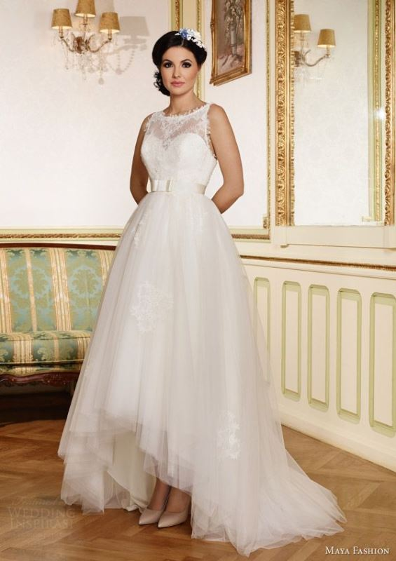 The Hottest 2017 Wedding Trend 31 Fabulous High Low Dresses