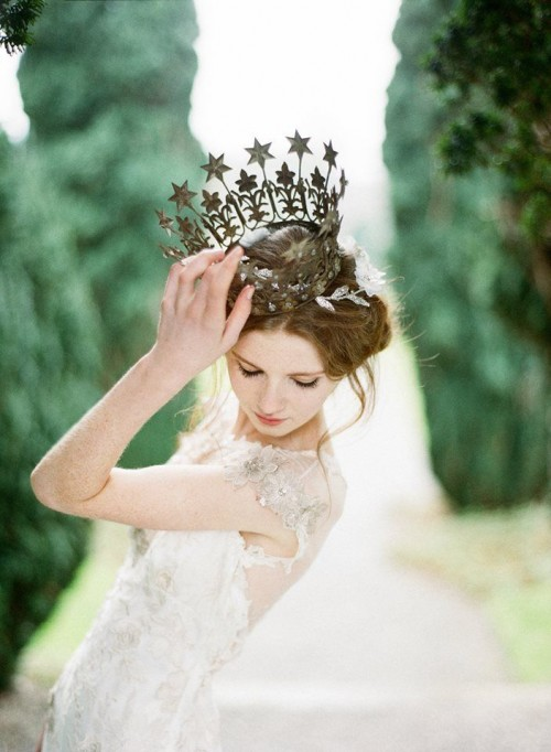 The Hottest Wedding Trend: 16 Bridal Crowns
