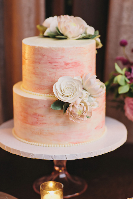 The Hottest 2014 Wedding Trend: 23 Marble Detail Ideas