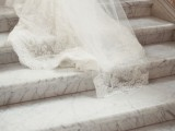 The Hottest Wedding Trend Marble Details
