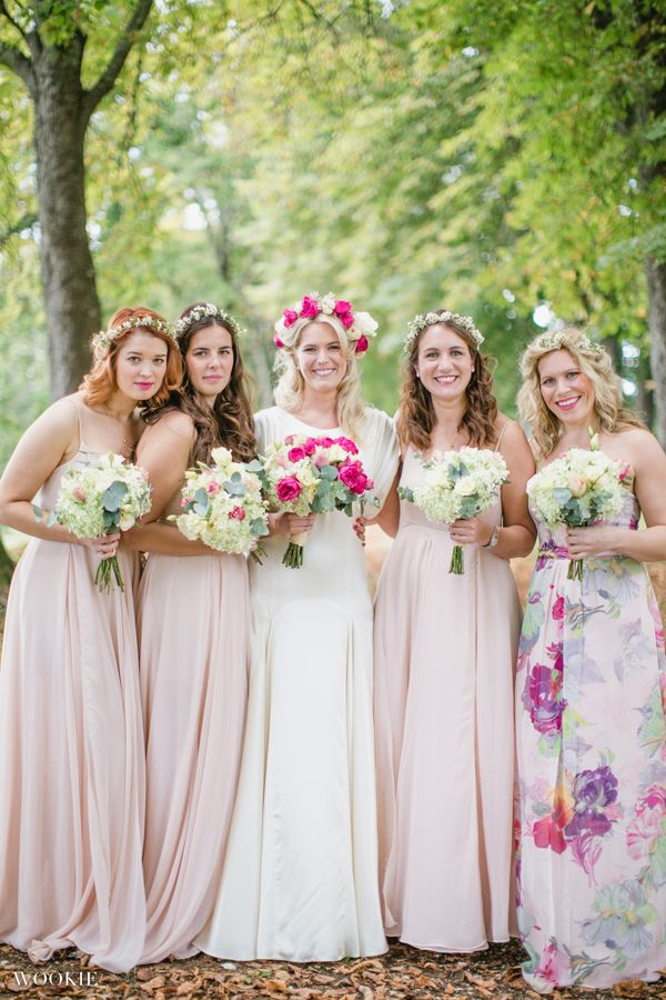 597741301e4 Picture Of the maid of honor wearing a different dress ideas 34