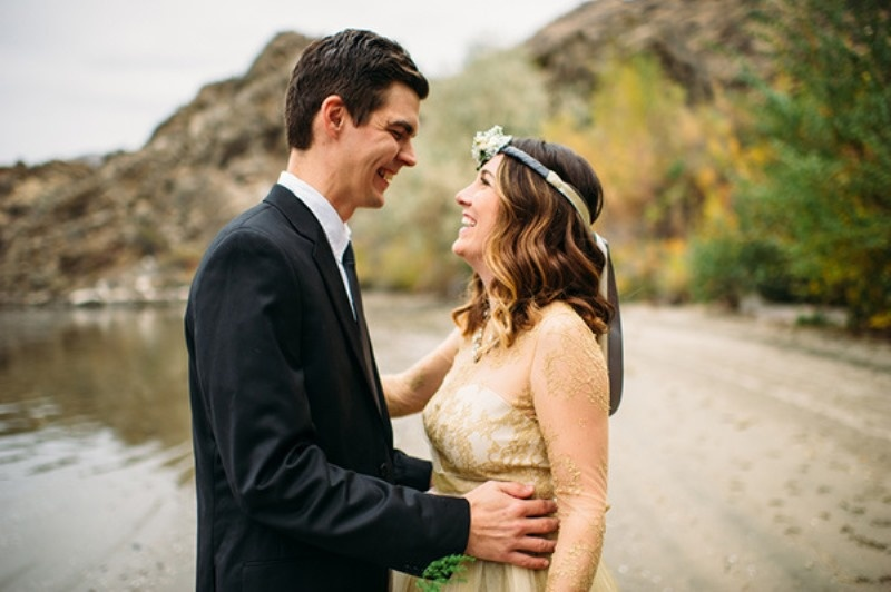 Picture Of the most romantic and moving surprise vow reneval  5